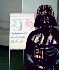 Darth Vader Brainstorm