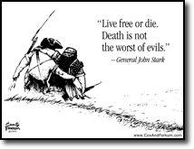 Live fre or die