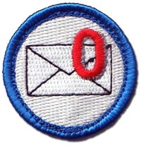 Email merit badge