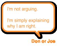 Don or Joe
