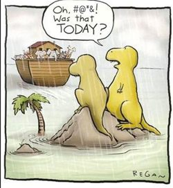Ark and Dinosaurs