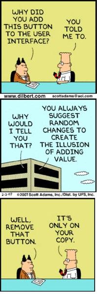 Dilbert ui