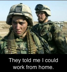 Army WFH