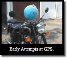 Early gps