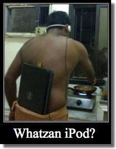 Whatzan ipod