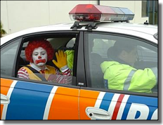 Ronald In Custody