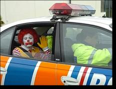 Ronald In Custody