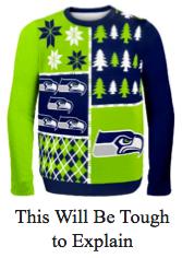 Seattle sweater