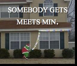 Christmas Meets Min